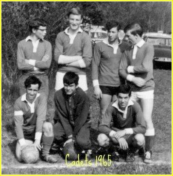 cadets 1965