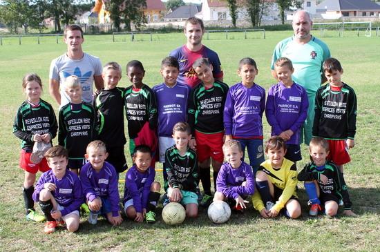 U9 saison 2016-17